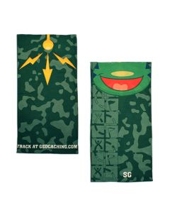 Trackable Signal the Frog® Multifunction Bandana