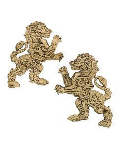 Steampunk Predators-  Lion