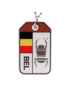 Geocaching Travel Bug® Origins- Belgium