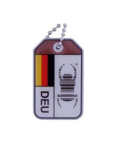 Geocaching Travel Bug® Origins- Germany