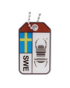 Geocaching Travel Bug® Origins- Sweden