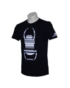 Trackable Travel Bug® T-Shirt- Black