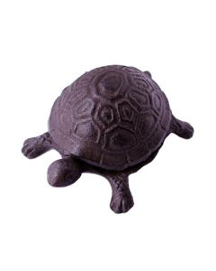 Cast Iron Geocache Creatures:  Turtle