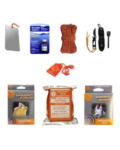 Ultimate Geocaching Outdoor Survival Kit