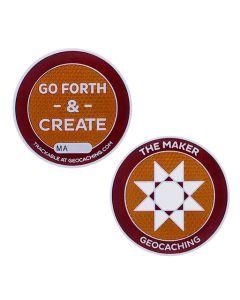 Maker Geocoin