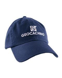 Geocaching Logo Cap- Navy
