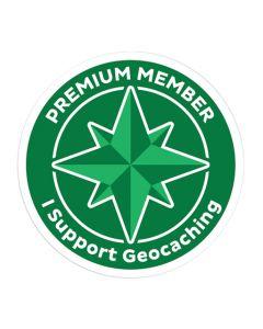 Premium Member Collection:  Sticker