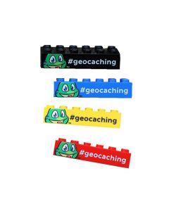 Signal the Frog® Trackable Brick Set- All 4 Bricks!