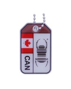 Geocaching Travel Bug® Origins- Canada