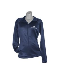Ladies The North Face® Geocaching Logo Jacket