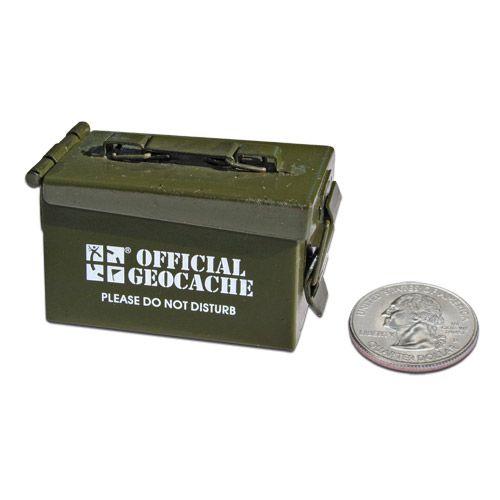 Micro Ammo Can Cache Container 6bd5adba78c