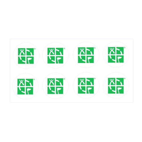 geocaching logo mini sticker rh shop geocaching com geocaching login geocaching logo images