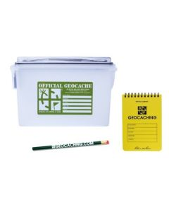 Official Ammo Can Kit with Logbook & Pencil