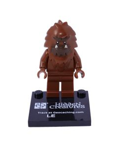 "Bigfoot- Trackable 2"" Figure"
