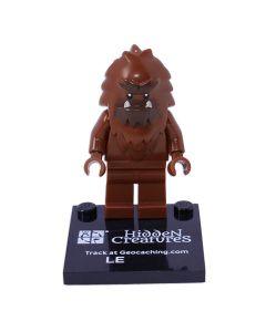 """Bigfoot- Trackable 2"""" Figure"""