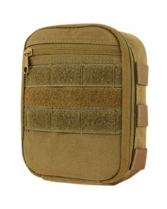 Condor Side Kick Geocaching Pouch- Coyote Brown