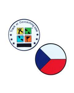 Country Micro Geocoin-Czech Republic