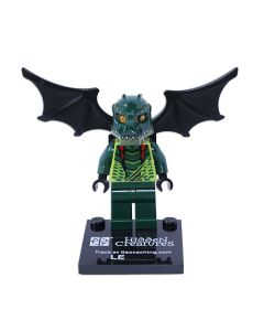 "Dragon- Trackable 2"" Figure"