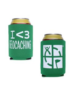 Geocaching Coozy- Green