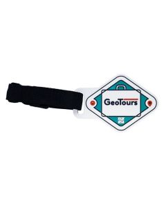 Geocaching Luggage Tag - GeoTours