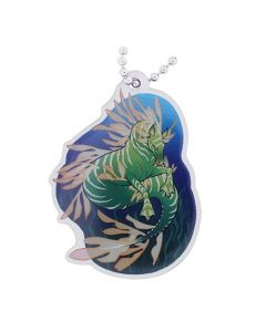 Hidden Creatures Travel Tag- Hippocamp