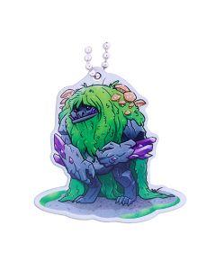 Hidden Creatures Travel Tag- Troll