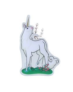 Hidden Creatures Travel Tag- Unicorn