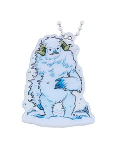 Hidden Creatures Travel Tag- Yeti