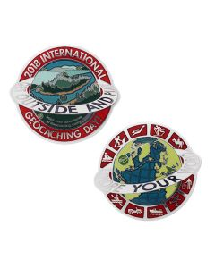 2018 International Geocaching Day Geocoin-  Last Chance!!!