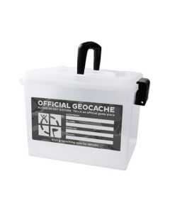 Extra Large Ammo Can Geocache Container - Urban Camo