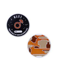 Solar System Geocoin- Mars-  Last Chance!!!