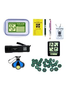 Hide-a-Night Cache Kit- Medium