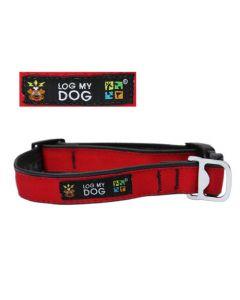 Log My Dog - Red