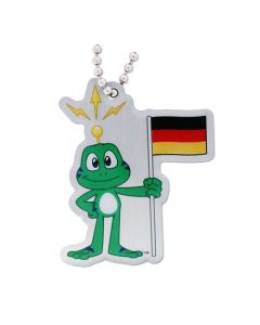 Travel Tag: Germany-  Where in the World is Signal the Frog®?