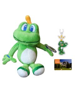 Signal The Frog® Plush Gift Set with 12 month Premium Membership Gift Card