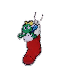 Signal the Frog® Stocking Travel Tag