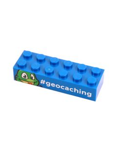 Signal the Frog® Trackable Brick- Blue
