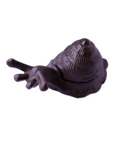 Cast Iron Geocache Creatures:  Snail