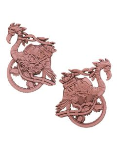 Steampunk Flamingo Geocoin-  Last Chance!!!