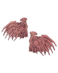 Steampunk Rooster Geocoin-  Last Chance!!!