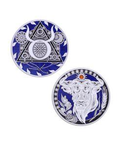 Zodiac Geocoin - Taurus