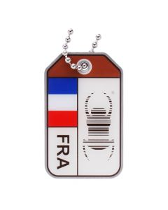 Geocaching Travel Bug® Origins- France