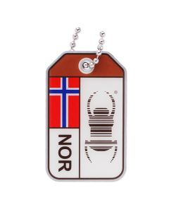 Geocaching Travel Bug® Origins- Norway