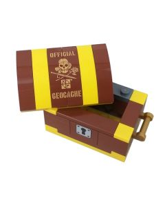 Build Your Own Treasure Chest Cache Container