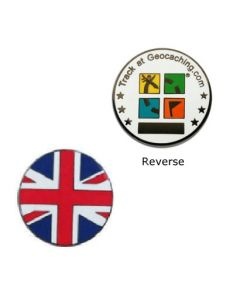 Country Micro Geocoin - UK