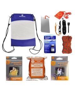 Ultimate Geocaching Outdoor Survival Kit-  With GoPack