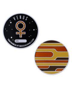 Solar System Geocoin- Venus