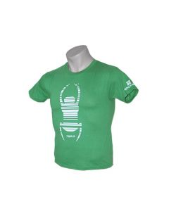 Youth Trackable Travel Bug® T-Shirt - Green Apple