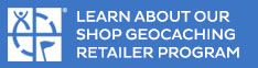 Shop Geocaching Retailer