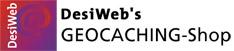 DesiWeb's Geocaching Shop